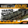 Lifecolor peinture LP05 LIQUID PIGMENTS SERIES Pigments Trains et Rails
