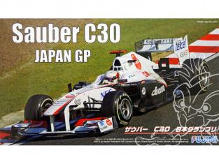 Fujimi maquette voiture 90931 Sauber C30 GP Japon 1/20