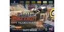 Lifecolor set de peintures cs35 La Bataille d'Angleterre couleurs de la Royal Air Force