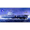 "Trumpeter maquette bateau 05727 USS CV-8 ""HORNET"" 1/700"
