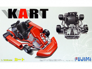 FUJIMI maquette voiture 91709 Kart Capeta 1/20