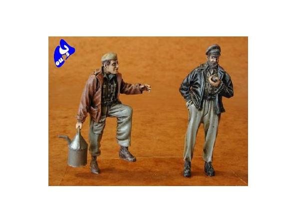 CMK figurine 35066 CHEMINOT ALLEMAND TOME 1 1/35