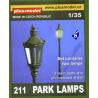 Plus Model 211 LAMPADAIRE URBAIN 1/35