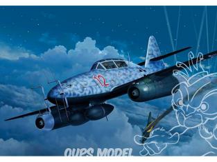 Revell maquette avion 04995 Messerchmitt Me262 B-1/U-1 Nightfighter 1/32