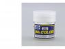 peinture maquette Mr Color C030 Base mat 10ml