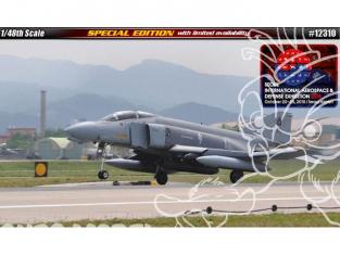 Academy maquette avion 12310 McDonnell Douglas F-4 Phantom II ROKAF 1/48