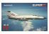 EDUARD maquette avion 4434 MiG-21MF in Czechoslovak service Dual Combo 1/144