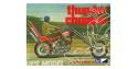 MPC maquette moto 835 Thunder Chopper Custom Motorcycle 1/8