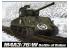 Academy maquettes militaire 15300 M4A3 (76)W Sherman Bataille des Ardennes 1/35