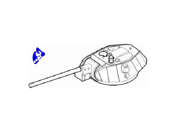 CMK SET DE CONVERSION 8016 T-34/76 MODEL 1941 TYPE 112 1/48