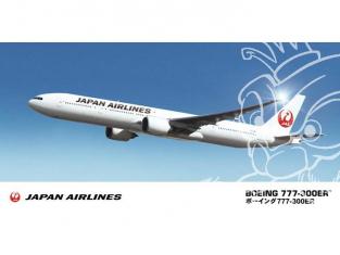 HASEGAWA maquette avion 10719 JAL Boeing 777-300ER 1/200
