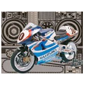 Photodécoupe moto