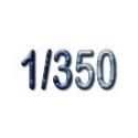 1/350 Navires