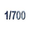 1/700 Navires