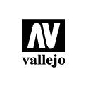 Vallejo peintures maquettes