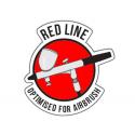 HATAKA Red Line - Peinture acrylique pour aérographe 17ml