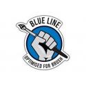HATAKA Blue Line - Peinture acrylique pour Pinceau 17ml